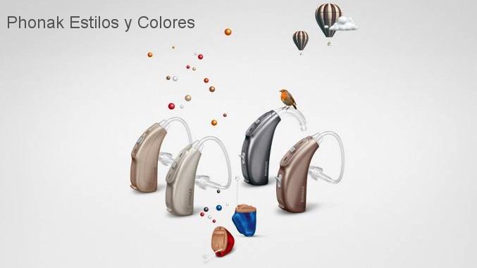Estilos y colores
